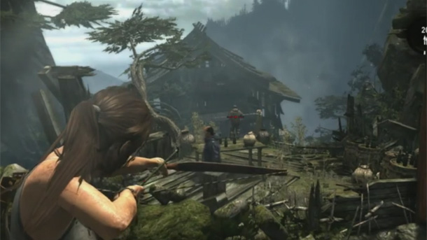 Tomb Raider 2013 Review Food And Games