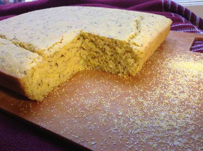 Deliciously and moist cornbread